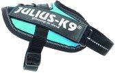 Julius K9 IDC Powertuig/Harnas - Baby2/33-45cm - XXS - Aquamarine