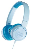 JBL JR300 - On-ear kids koptelefoon -  Blauw