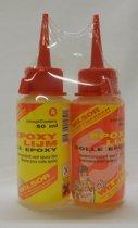 Wilsor Epoxylijm 200 ml