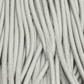 Paracord 550 Silver Mist - Type 3 - 5 meter #44