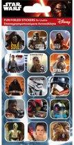 Star Wars herbruikbare stickers