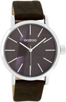 OOZOO Timepieces horloge Bruin C7178