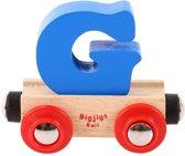 Bigjigs - Rails - Naamtrein - Letter G