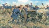 Italeri - Union Artillery 1:72 (Ita6038s)