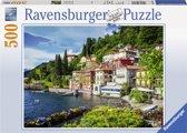 Ravensburger puzzel Comomeer - legpuzzel - 500 stukjes