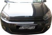 AutoStyle Embleemloze Grill Volkswagen Golf VI 2008-2012