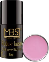 Rubber Base Cover pink 5ml.
