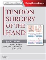 Tendon Surgery of the Hand E-Book