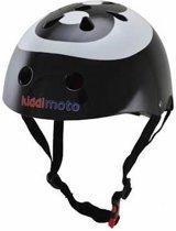 Kiddimoto - 8-Ball - Small - Geschikt voor 2-6jarige of hoofdomtrek van 48 tot 52 cm - Design Skatehelm / Fietshelm