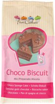 FunCakes Bakmix voor Choco Biscuit 1kg