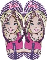 Ipanema Barbie Style Kids Slippers - Purple - Maat 29/30