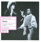 Puccini: Tosca (Brussels 1958)