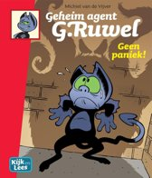 Kijk en Lees - Geheim agent G. Ruwel