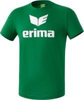 Erima Basics Promo T-Shirt - Shirts  - groen - 2XL