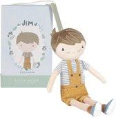 LD Knuffelpop Jim 35 cm