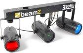 BeamZ 3-Some Zwart