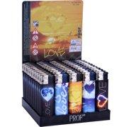 Aansteker prof 50 love & zen design