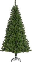 Black Box kunstkerstboom langton maat in cm: 185 x 109 groen
