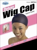 Dream Deluxe Wig Cap Black