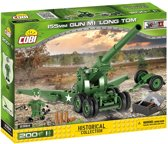 Cobi 200 PCS Small Army /2394/ 155 MM Gun M1 Long Tom