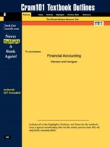 Studyguide for Financial Accounting by Horngren, Harrison &, ISBN 9780130082138