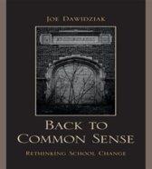 Back to Common Sense
