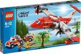 LEGO City Blusvliegtuig - 4209