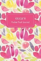 Olga's Pocket Posh Journal, Tulip