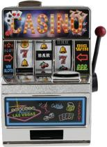 Slot machine spaarpot - Speelautomaat