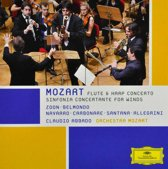 Sinfonia Concertante & Concerto For Flute And Harp