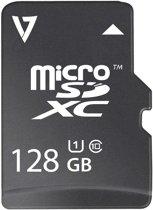 V7 Micro SDXC 128 GB (Class 10, incl. SD-adapter)