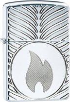 Aansteker Zippo Armor Case Flame