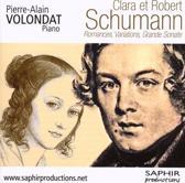 Pierre-Alain Volondat - Romances, Variations, Grande Sonate
