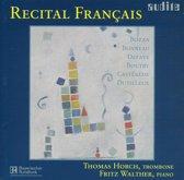 Recital Francais