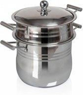 Couscous pan - Stoompan 4 liter