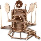 Eco-Wood-Art Planetarium - Houten Modelbouw