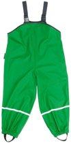 Playshoes Regenbroek met bretels Kinderen - Groen - Maat 104