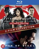 Batman V Superman + Man of Steel (Blu-ray)