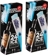 Frozen Cocktails 5% - Vodka Energy ICE (2 x 5-pack)