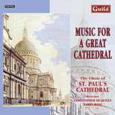 Music For a Great Cathedral / Dearnley, Rose, et al