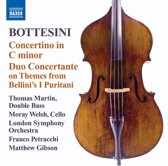 Bottesini:Concertino In C Minor