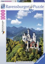 Ravensburger puzzel Neuschwanstein 1000 stukjes