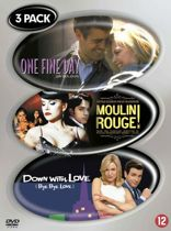 One Fine Day/Moulin Rouge/Down With Love (dvd)