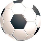 Fellowes - Voetbal Optisch Rond - Muismat