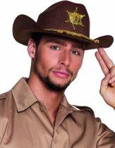 Hoed Deputy sheriff