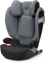 Cybex SOLUTION S-FIX Pepper black