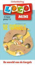 Boekomslag van 'Loco Mini De wereld van de Gorgels 4-6 jaar groep 1-2'