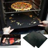 2-pack BBQ- ovenmatten