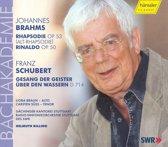 Brahms: Altrhapsodie Op.53