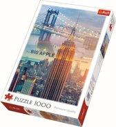 New York in de ochtend, 1000 stukjes Puzzel